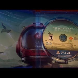No Man's Sky PS4 game EPIC.